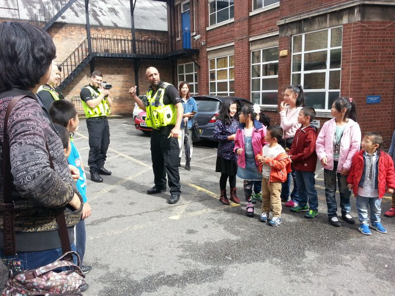 West Midlands Police Station - Family Day